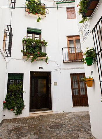 Casa del rey la casa - Casas tipicas andaluzas ...